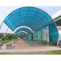 Skylight Polycarbonate Shelter