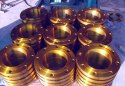 ASTM B.16.5 Copper Weld Neck Raised Face Flange