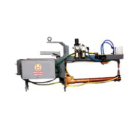 Portable Pneumatically Operated Spot Welder