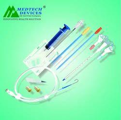 Premium Plus Double Lumen Catheter Kit