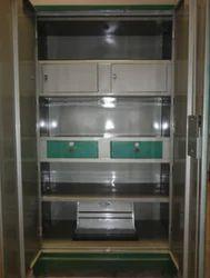 Steel Cupboards/ Bureau