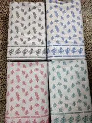 Printed Cotton Nighty Fabric