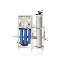 RO 250 LPH SS Plant  Ultervoilet