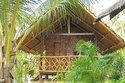 Bamboo Hut Cottages Construction