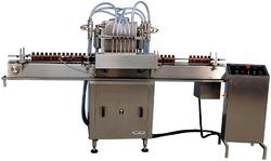Bottles Liquid Filling Machines