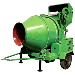 Gravel  Mixer Machine