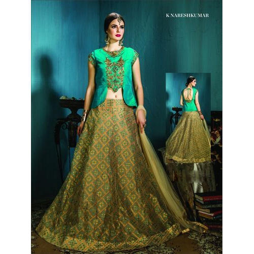 1b28af4345 Multicolor Western Wear Lehenga Choli, Rs 2095 /piece, K. Naresh ...