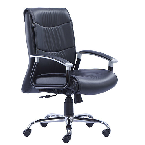 Delicieux Leather Rolling Chair
