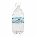Plastic Mineral Water Bottle