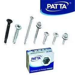 Patta SS Self Drilling Screw