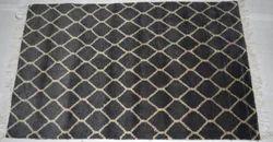 Cotton Woven Moroccon Rug, For Home, Size: 3 X 5 Feet