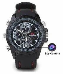 Day Vision 720P Wrist Watch Spy Camera, For Security