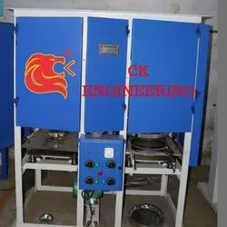 Double Die Paper Dish Making Machine