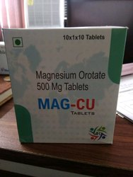 Doctomed Magnesium Orotate Tablets, Prescription