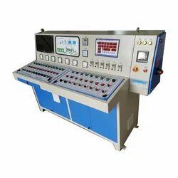Single Phase Hot Mix Plant Control Panel