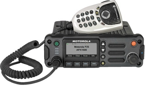Motorola Base Amp Mobile Station टू वे रेडियो Gvtel