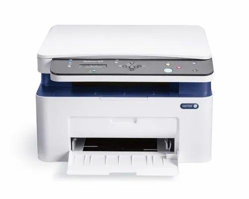 Xerox Workcentre 3025bi Black White Multifunction Printer Upto