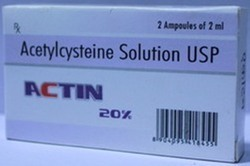 n Acetylcysteine Injection