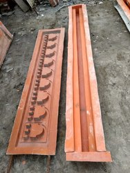 FRP Boundary Wall Mould (top disine)