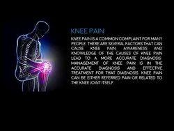 Knee Pain Treatment Services, 300