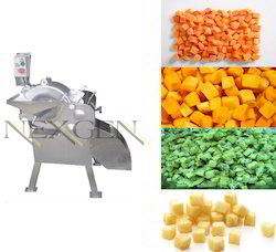 Vegetable Dicing Machine, For Industrial