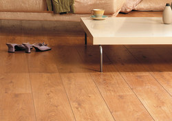 12.3 mm Laminated Wooden Flooring Services