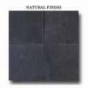 Black Limestone Tile, Thickness: 5-10 Mm