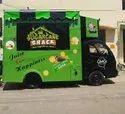 Global Expert Food Truck-Juice Van