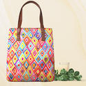 Multicolor Tote Bags