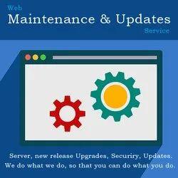 Web Maintenance & Updates Service