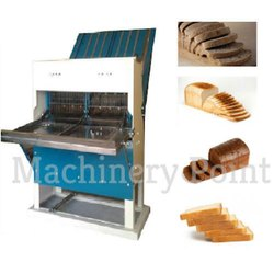 MPR Double Bread Slicer Machine