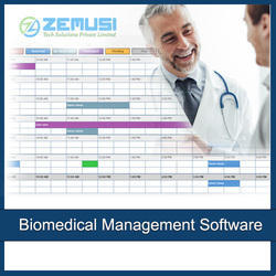 Biomedical Management Software