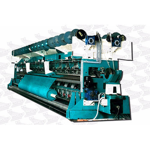 Karl Mayer Automatic Anti Bird Net Making Machine