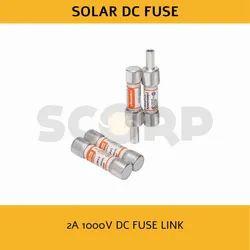 2 Ampere 1000 Volt Solar DC Fuse Link