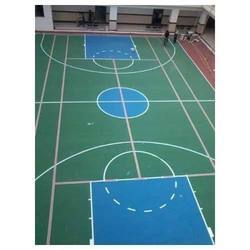 Synthetic Floor Coating Services