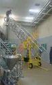 Various Degree Tower Ladder