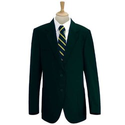 Green Blazer School Uniform