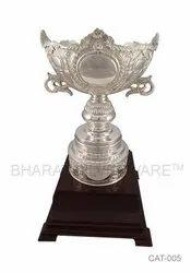 Pure Silver Designer Award Cup