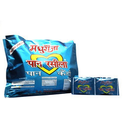 Madhuraja Pan Candy, Packaging Type: Pouch