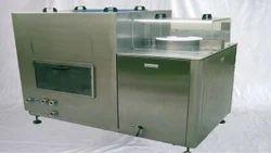 Plastic Can Washing Machine