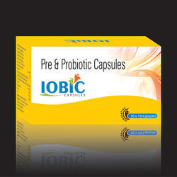 Pre And Probiotic Capsules For Franchise