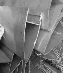 Exterior Aluminium Section
