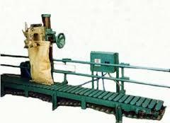 Slat Chain Conveyors With Bag Stiching Machine