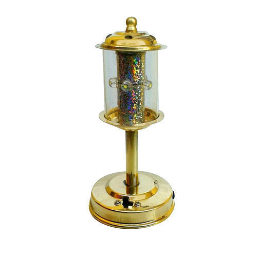 Brass led lamp