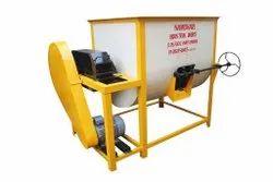 Single Shaft Paddle Mixer Machine
