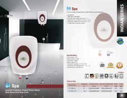 Kalptree - Spa - 6 Liters - Electric Water Heater / Geyser. All India Home Service.