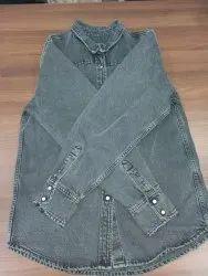 Skupar Ladies Denim Shirt