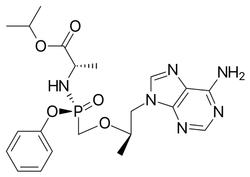 Tenofovir Alafenamide Fumarate