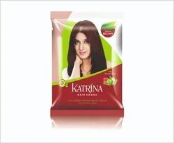 Katrina Brown Henna Powder 120gm, For Personal, In 1 Packet 10 Pieces Inside