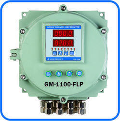 Single Channel Gas Monitor - Flameproof